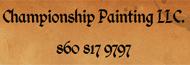Championship Painting